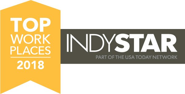 Indystar Top Workplaces 2018