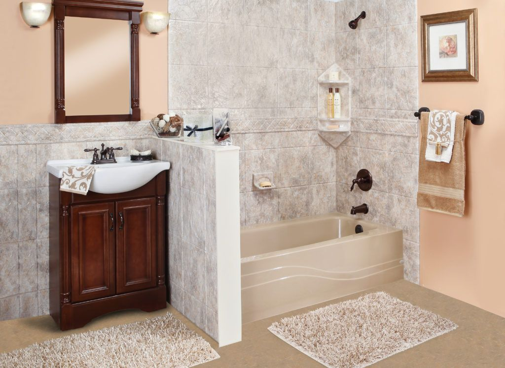 bathroom - neutral hues